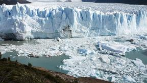 Image of Studying Alaska's ice and snow to track climate change