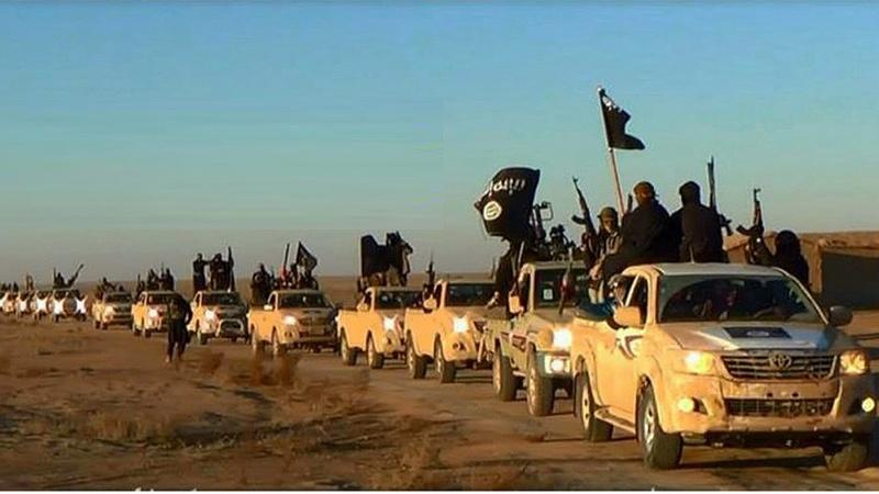 Targeting the Islamic State's money supply