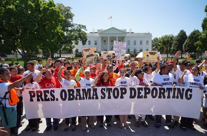 Debating the implications if Obama acts on immigration