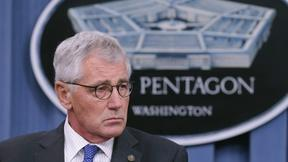 Image of Why is Chuck Hagel stepping down?
