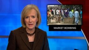 Image of News Wrap: Suicide bombing in Nigeria kills at least 30
