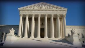 Image of Supreme Court tests limits of free speech online