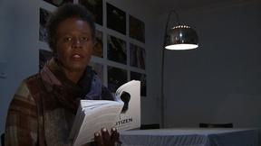 Image of Poet Claudia Rankine on the violent deaths of black men