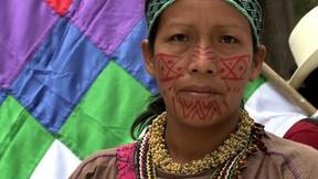 Image of Peru's indigenous people call for environmental protections