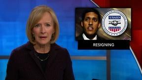 Image of News Wrap: USAID chief announces resignation
