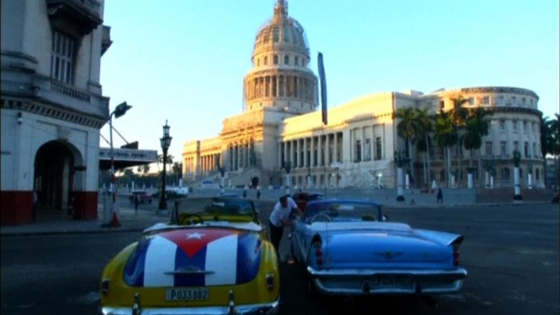 Celebration and criticism for U.S. policy shift on Cuba