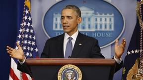 Image of Obama closes 2014 with remarks on Cuba, North Korea