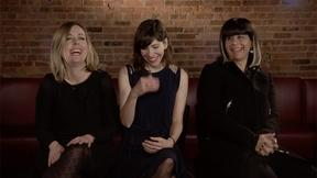 Image of Sleater-Kinney on how they kept their new album a secret