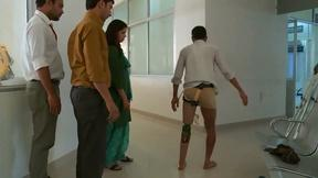 Image of The $20 prosthetic knee that could change lives in India