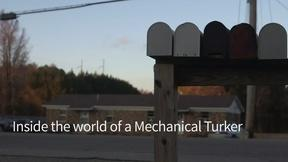 Image of Inside the world of a Mechanical Turker