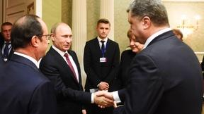 Image of Minsk deal offers 'glimmer of hope' amid major obstacles