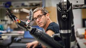 Image of Testing out robotic arms of the future