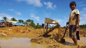 Image of Unearthing toxic conditions in the gold mining industry