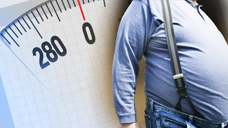 The extra costs of extra weight for older adults