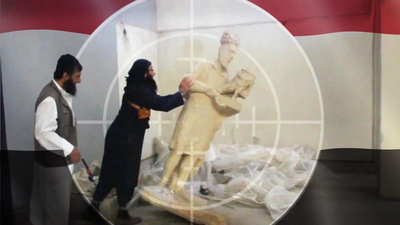 What Islamic State gains by destroying antiquities