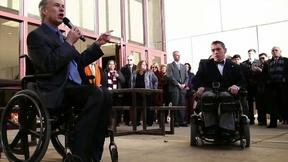 Image of How a wheelchair challenge mobilized a high school