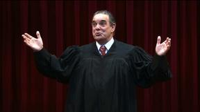 Image of Bringing the theater of the Supreme Court to the stage