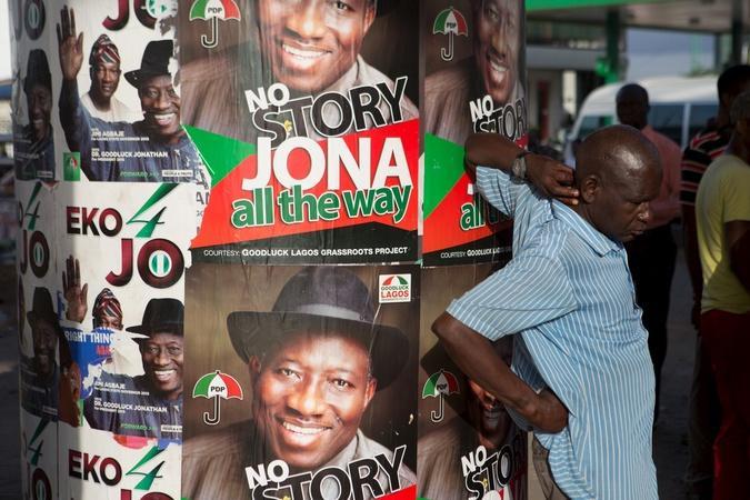 Nigerians fear post-election violence