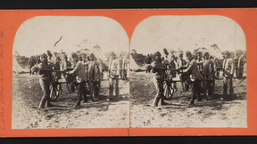 Image of Collection of stereographs offers a new look at Civil War
