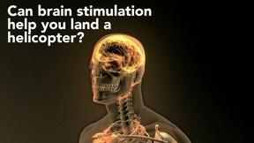 Image of How brain stimulation helped Miles O'Brien land a helicopter