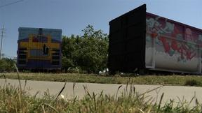 Image of Rebranding Sacramento with artful dumpsters