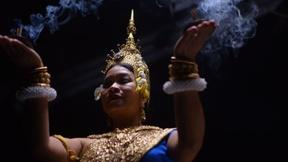 Image of 1000-year-old dance tradition the Khmer Rouge nearly killed