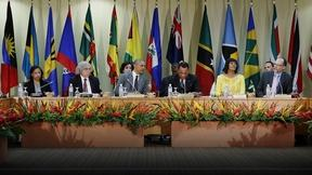 Image of At historic summit, eyes on U.S. and Cuba to mend relations