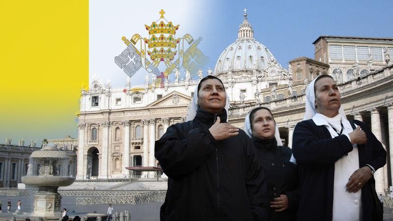 Vatican changes tone toward U.S. nuns