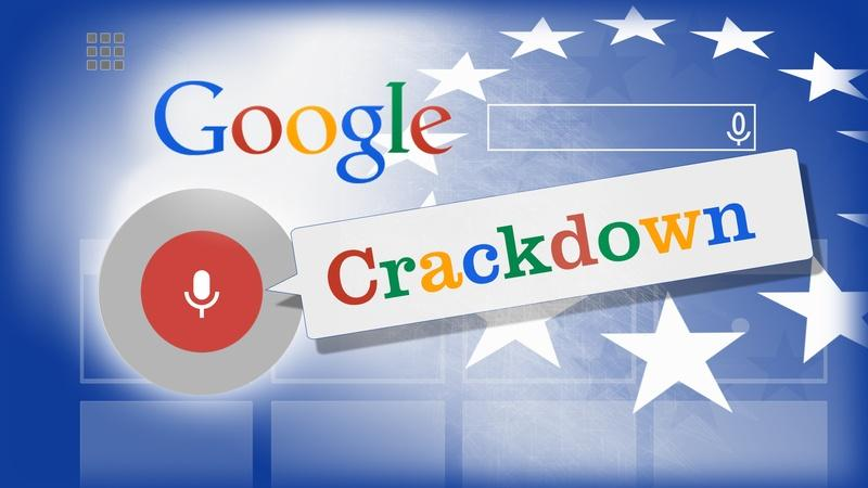 EU says Google favors its shopping service