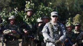Image of U.S. troops are in Ukraine and the Kremlin isn't happy