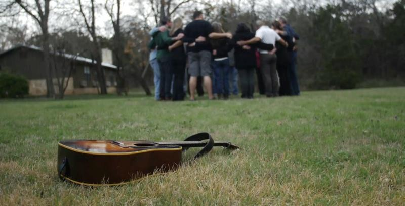 After trauma of combat, soldiers heal through songwriting