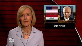 Image of News Wrap: Biden calls Iraq's PM after Carter comments