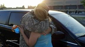 Image of On Memorial Day, remembering the loved ones left at home