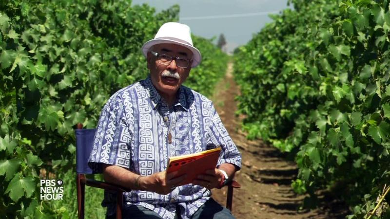 Juan Felipe Herrera's winding path to poetry