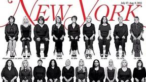 Image of Women accusing Bill Cosby of assault share similar stories