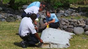 Image of Debris may be first trace of missing Malaysian plane
