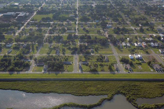 Are newcomers a mixed blessing for the Lower 9th Ward?
