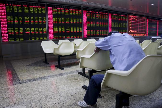 China's boom years lead to financial crisis