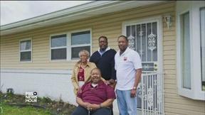 Image of Wendell Pierce helps rebuild his New Orleans neighborhood