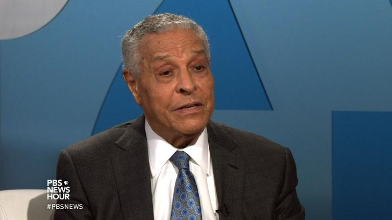 An American trailblazer on losing future 'black pioneers'