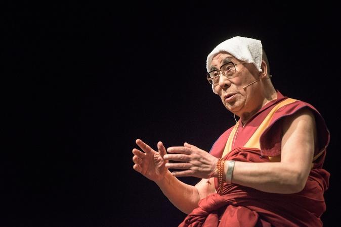 Dalai Lama calls for universal teaching of compassion