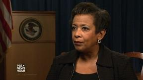Image of Lynch: U.S. at a unique time in history for justice reform