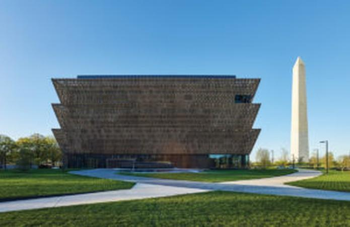 Inside the Smithsonian's New African-American Museum