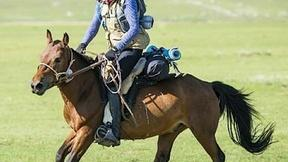 Image of Riding in the World's Toughest Horse Race at 61