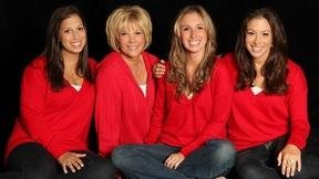 Image of Joan Lunden's Daughters' Advice on Battling Cancer