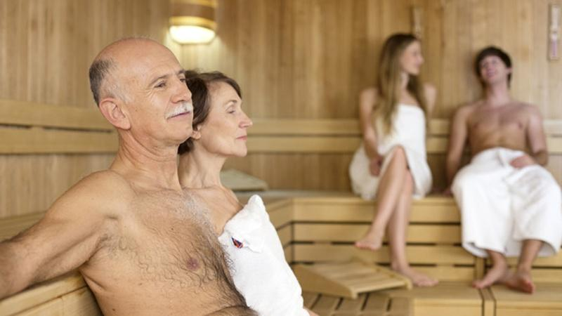 Saunas Could Make You Live Longer