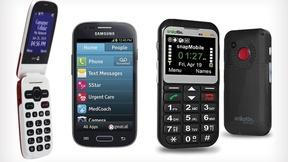 Image of 3 Must-Have Cell Phones for Seniors