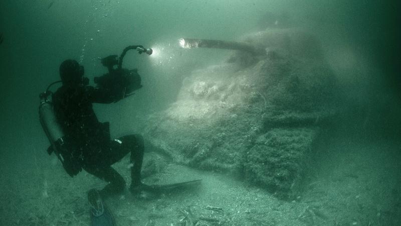 """NOVA – """"D-Day's Sunken Secrets"""""""