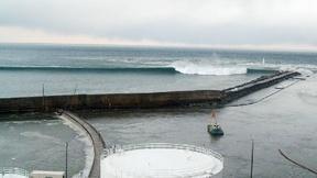 Image of A Tsunami Strikes