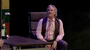 Image of Honky | Scene from the Play | Congrats Thomas